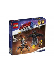 Лего 70836 Бэтмен и Железная борода Lego Movie