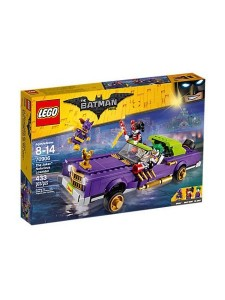 LEGO Batman Лоурайдер Джокера 70906