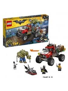 LEGO Batman Хвостовоз Убийцы Крока 70907