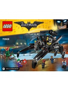 LEGO Batman Скатлер 70908