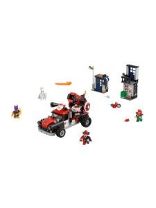 LEGO 70921 Batman Тяжёлая артиллерия Харли Квинн