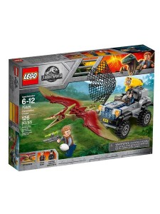 Лего 75926 Погоня за птеранодоном Lego Jurassic World
