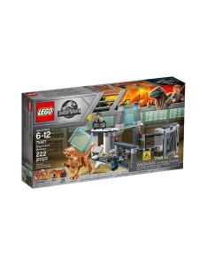 Лего 75927 Побег стигимолоха из лаборатории Lego Jurassic World