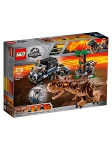 Лего 75929 Побег в гиросфере от карнотавра Lego Jurassic World