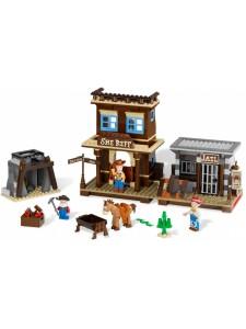 Лего Облава Вуди Lego Toy Story 7594