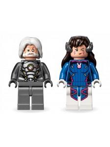 Лего 75973 Д.Ва и Ренхардт Lego Overwatch