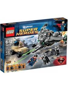Лего 76003 Битва за Смолвиль Lego Super Heroes