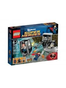 Лего 76009 Супермэн Побег Black Zero Lego Super Heroes