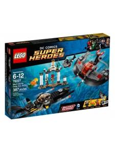 Лего 76027 Глубоководная атака Чёрного Манта Lego Super Heroes
