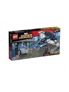 Лего 76032 Погоня на Квинджете Мстителей Lego Super Heroes