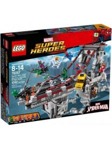 Лего 76057 Человек-паук: Последний бой воинов паутины Lego Super Heroes