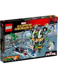 Лего 76059 Человек-паук: В ловушке Доктора Осьминога Lego Super Heroes