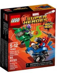 Лего 76064 Человек-паук против Зелёного Гоблина Lego Super Heroes