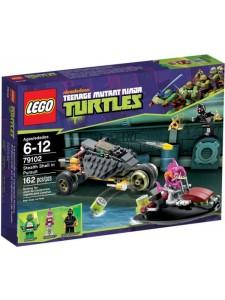 Лего 79102 Погоня на Панцирном Байке Ninja Turtles