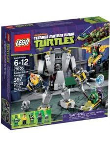 Лего 79105 Ярость Робота Бакстера Ninja Turtles