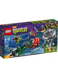 Лего 79120 Нападение с Воздуха Ninja Turtles