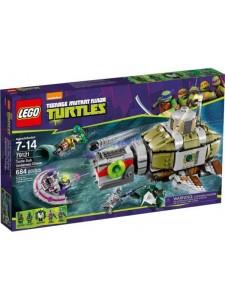 Лего 79121 Преследование на Подводной Лодке Черепашек Ninja Turtles