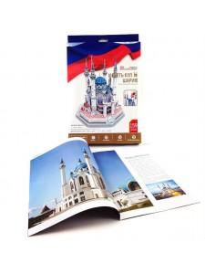 3D Пазл Мечеть Кул Шариф MC201H