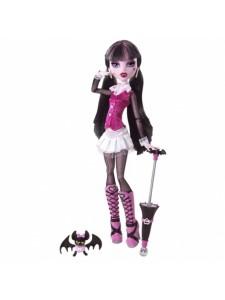 Кукла Monster High Дракулаура С питомцем BBC41