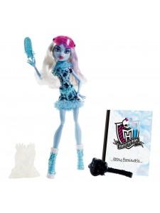 Кукла Monster High Эбби Боминейбл Арт класс BDF13