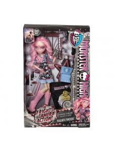 Кукла Monster High Вайперина Горгон СтрахКаме BLX23