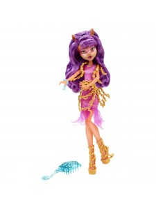 Кукла Monster High Клодин Вульф Призрачно CDC25