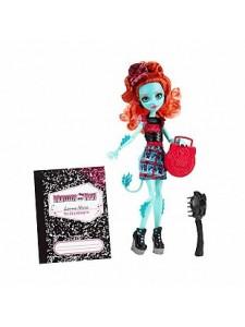 Кукла Monster High Лорна МакНесси Монстры по обмену CDC36