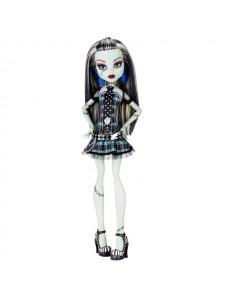 Кукла Monster High Фрэнки Штейн Базовые куклы CFC60-CFC63