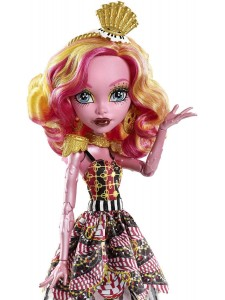 Кукла Monster High Гулиопа Джелин Фрик ду Чик CHW59