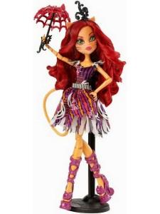 Monster High Кукла Торалей Страйп Фрик Дю Шик CHX99