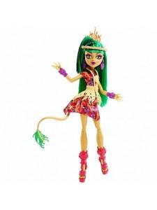 Кукла Monster High Джинафаер Лонг Монстрические каникулы DKX95