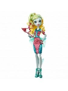 Кукла Monster High Лагуна Блю Школа Монстров DNX21