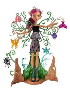Monster High Кукла Триса Цветочная монстряшка FCV59