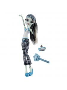 Кукла Monster High Френки Штейн Пижамная вечеринка V7975