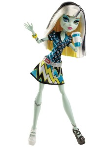 Кукла Monster High Фрэнки Штейн Коффин Бин BHN04