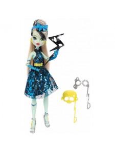 Кукла Monster High Френки Штейн Школа Монстров DNX34