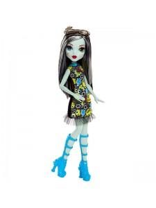 Кукла Monster High Фрэнки Штейн Эмоджи DVH19