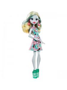 Кукла Monster High Лагуна Блю Эмоджи DVH20