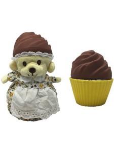 Premium Toys Кукла-сюрприз Плюшевый Мишка в кексе Cupcake Bears 1610033