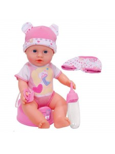 Кукла New Born Baby Пупс Нью Борн Simba