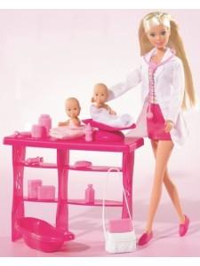 Кукла Штеффи Детский врач Simba