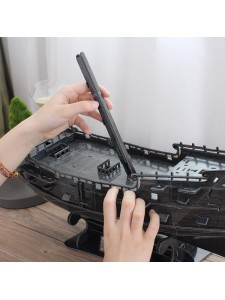 3D Пазл Корабль Месть королевы Анны T4018H