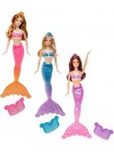 Кукла Barbie Русалочка Жемчужная принцесса BDB47