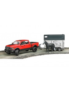 Bruder Пикап RAM 2500 Power Wagon Брудер 02501
