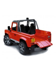 Брудер Внедорожник Land Rover Defender Bruder 02591