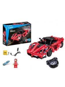 Конструктор Cada Technic Ferrari Гоночная машина C51009W
