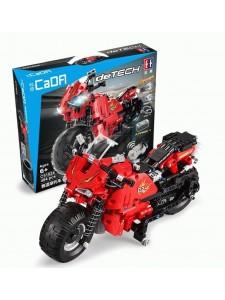 Конструктор Cada Technic Гоночный мотоцикл C51024W