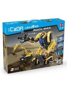 Конструктор Cada Technic Робот экскаватор C51026W