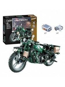 Конструктор Cada Technic Военный мотоцикл C51022W