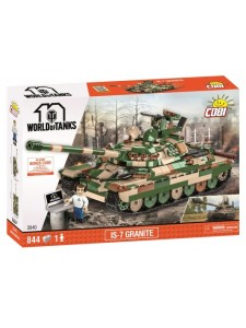 Коби Советский танк ИС-7 Гранит Cobi 3040